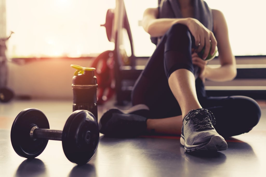 How To Stay FIT When You Can't Workout