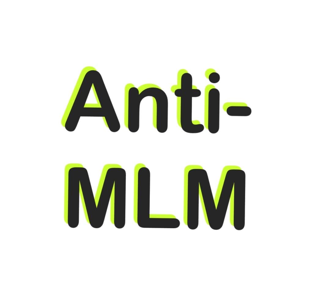 Anti-MLM: Norwex