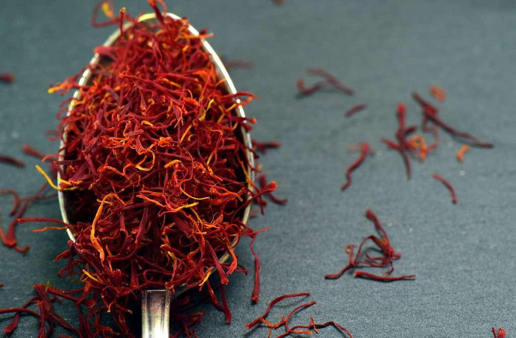 Saffron improves eyesight up to 95%