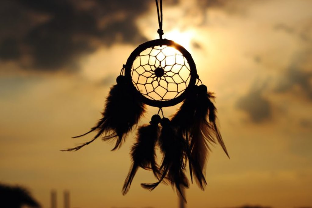 Making Dreamcatchers