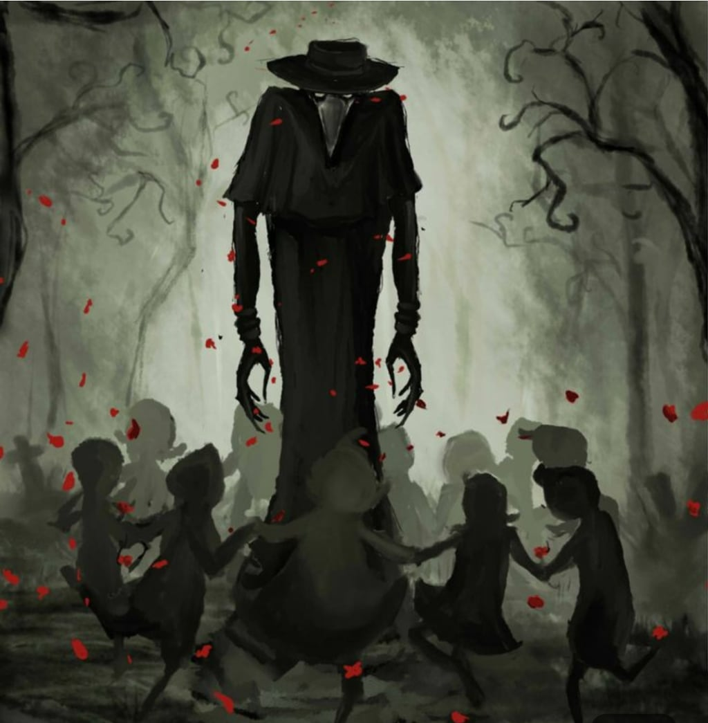 The tale of the reaper plague doctor