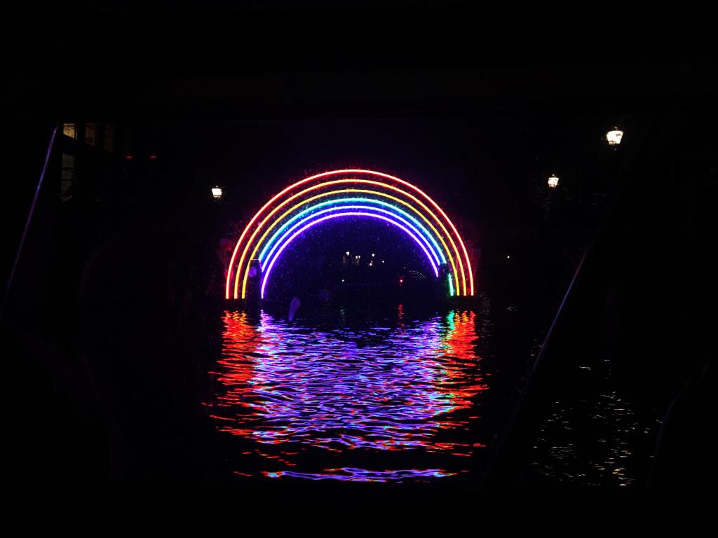 Finding My Rainbow