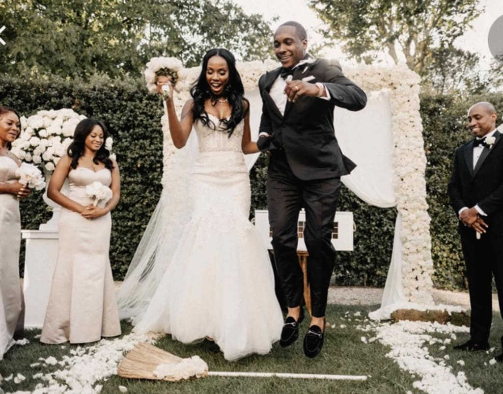 Black Couples May Want To Reconsider Jumping The Broom When Getting Married