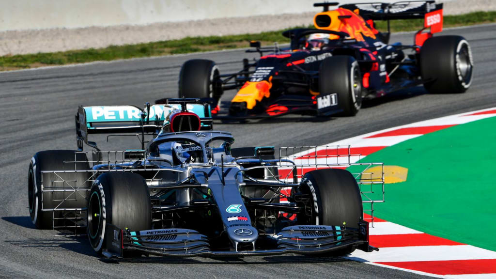 Formula 1 Testing Preview