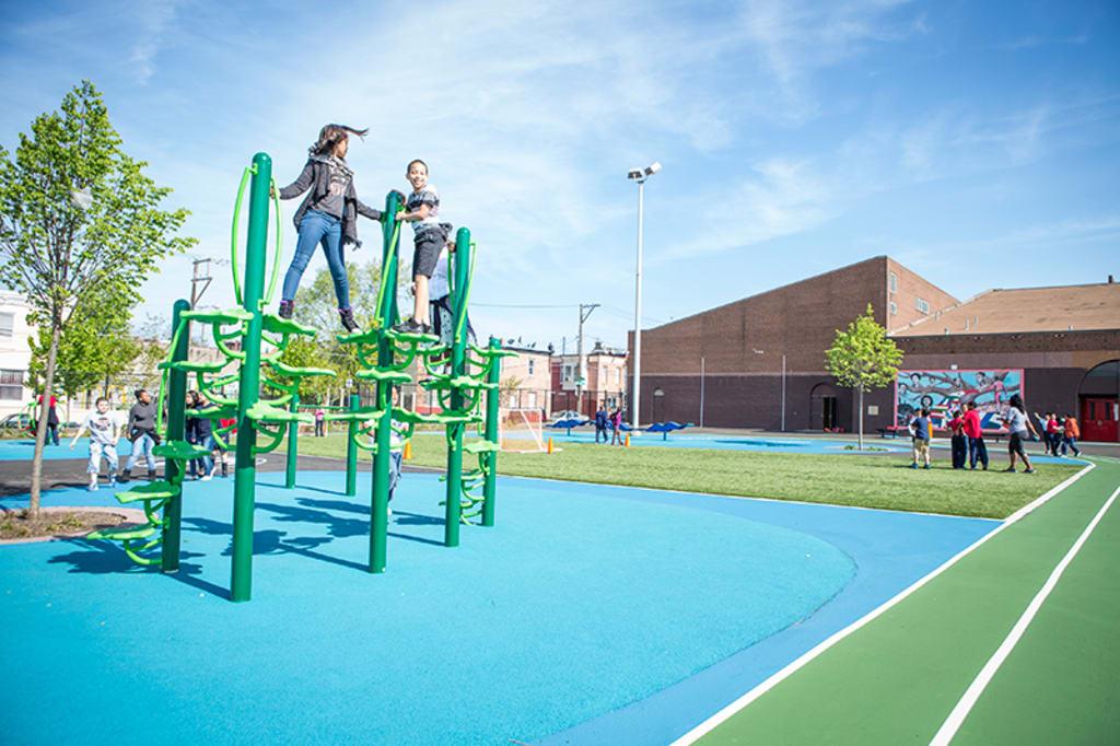 School Yard Love (To P.B.)