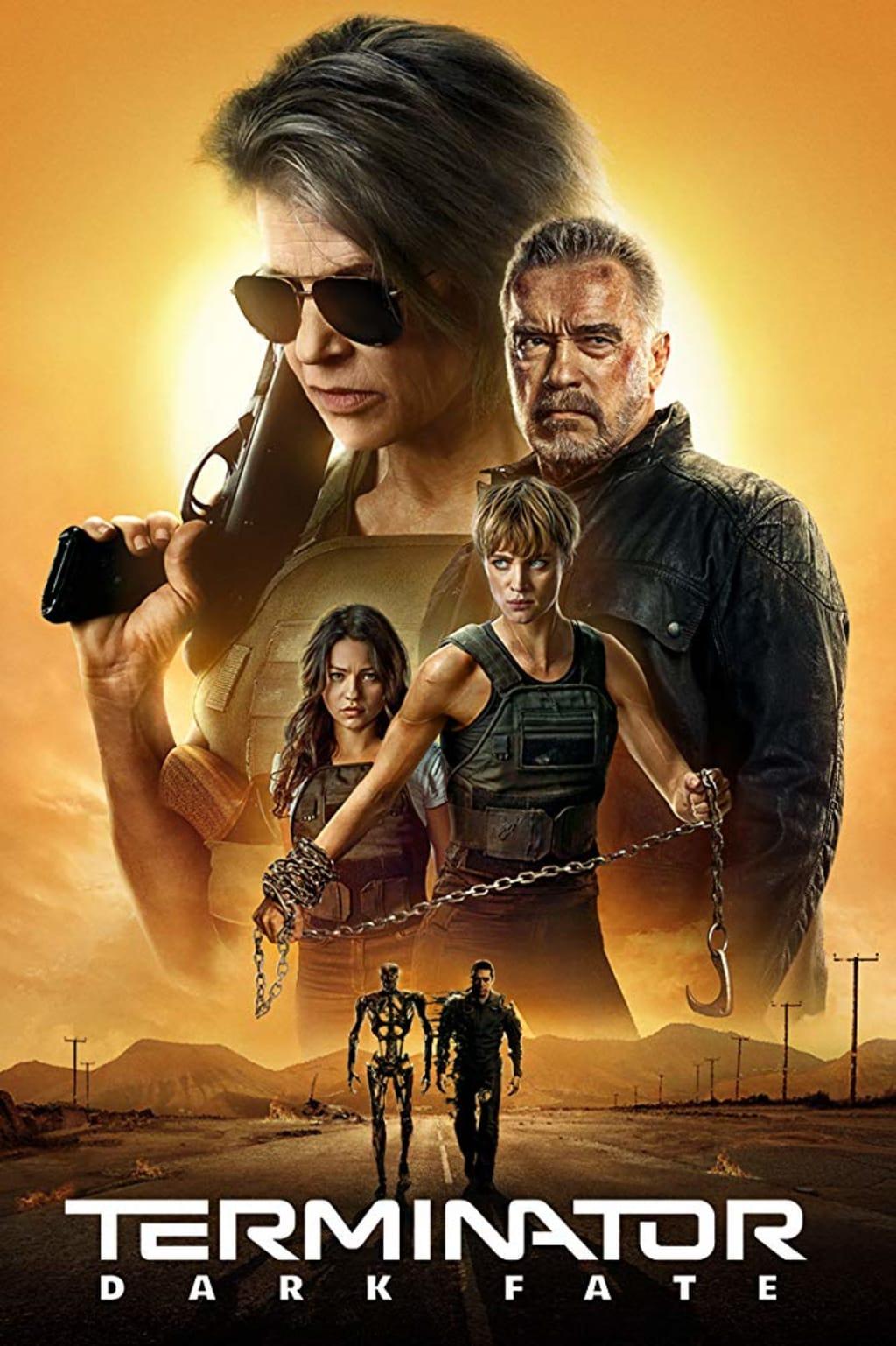 Terminator : Dark Fate - Arnold Has Still Got It