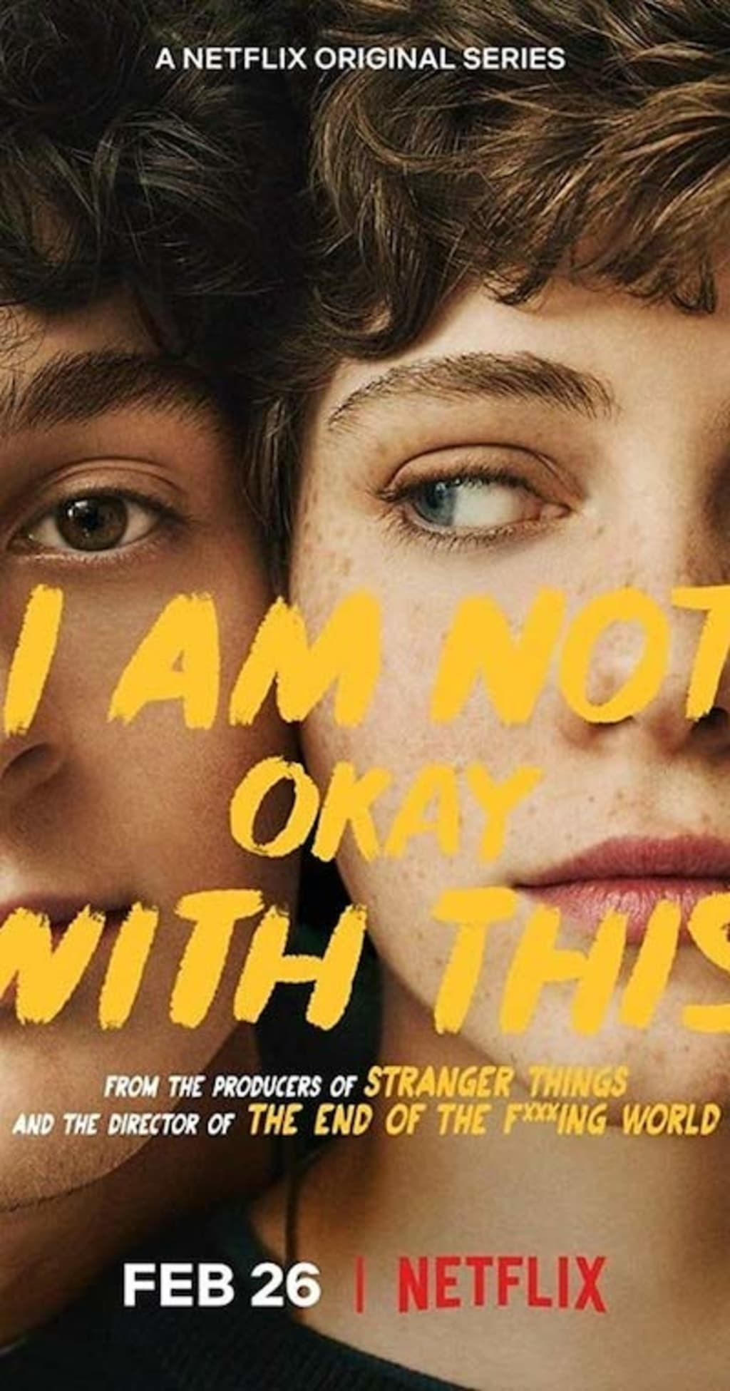 I Am Not Okay With This: Review