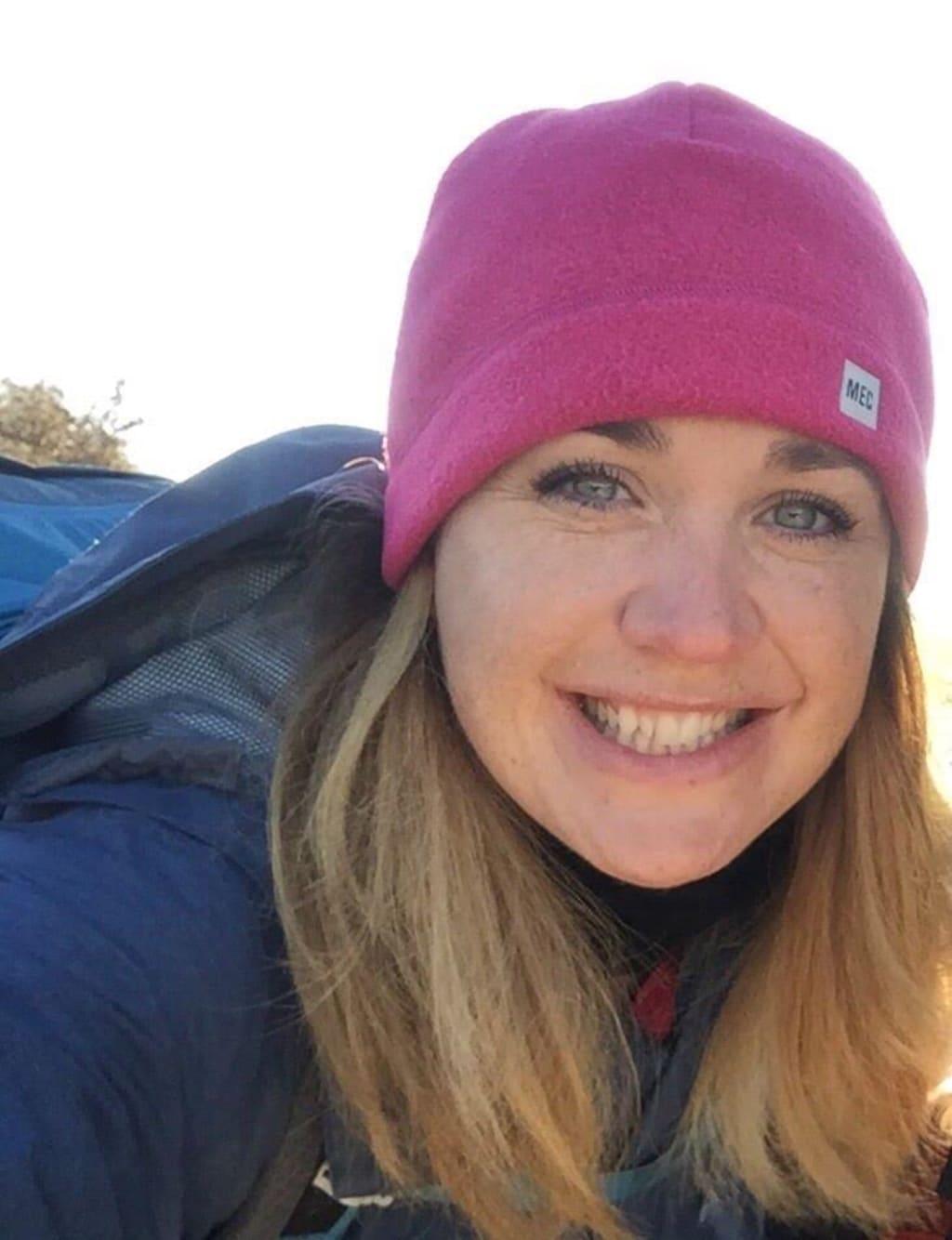 Katie Spencer-Millan On Finding Her Purpose On The Camino De Santiago.