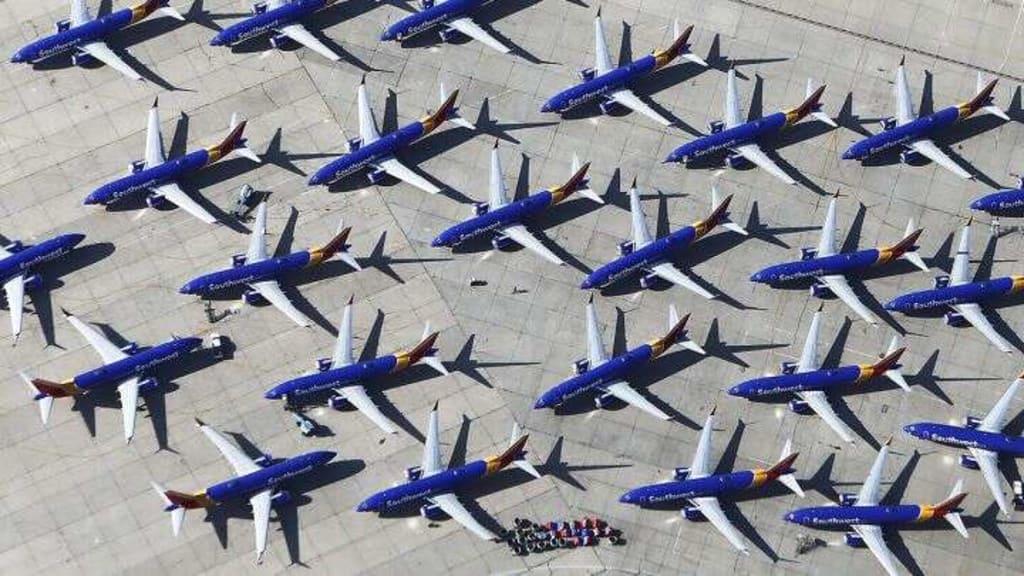 Letter to Mr. Steve Dickson,FAA administrator