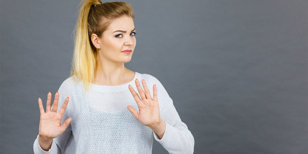 How to Stop reacting Blindly to Anger