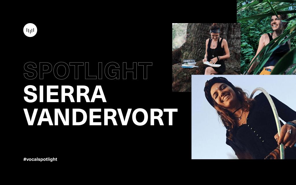 Creator Spotlight: Sierra Vandervort
