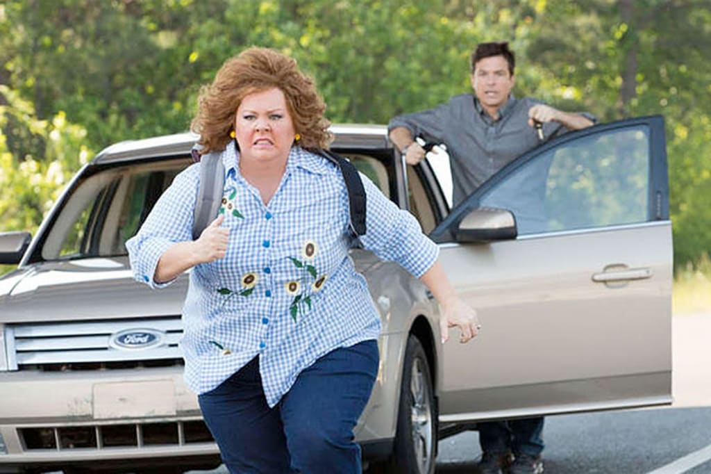 Identity Thief - A Movie Review