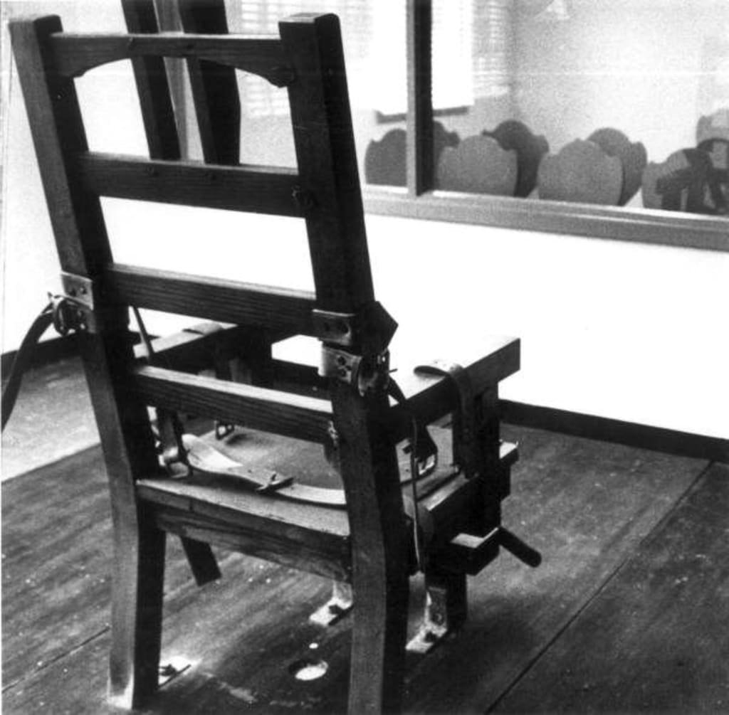 Unpopular Opinion:The Death Penalty Needs to be Suspended