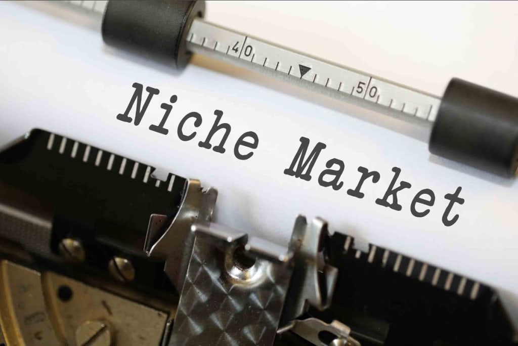 3 Easy Steps for Finding Your Niche and 5 Benefits of Niche Marketing