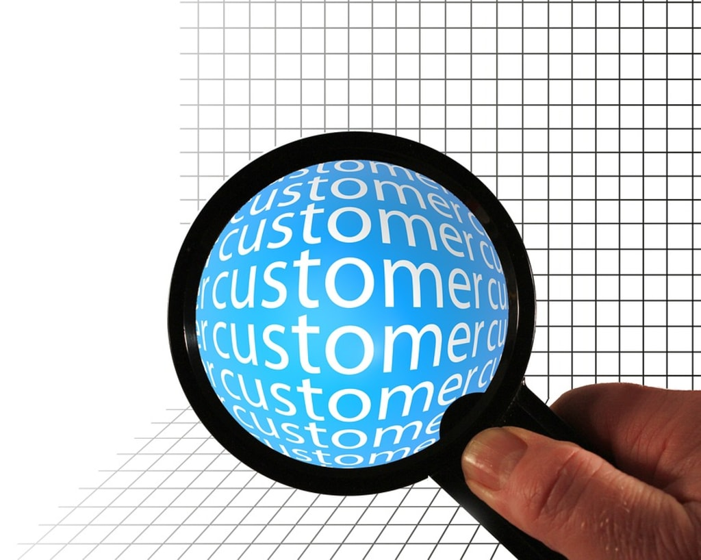 5 Steps for Discovering Your Ideal Customer and 6 Steps for Defining Your Niche Market
