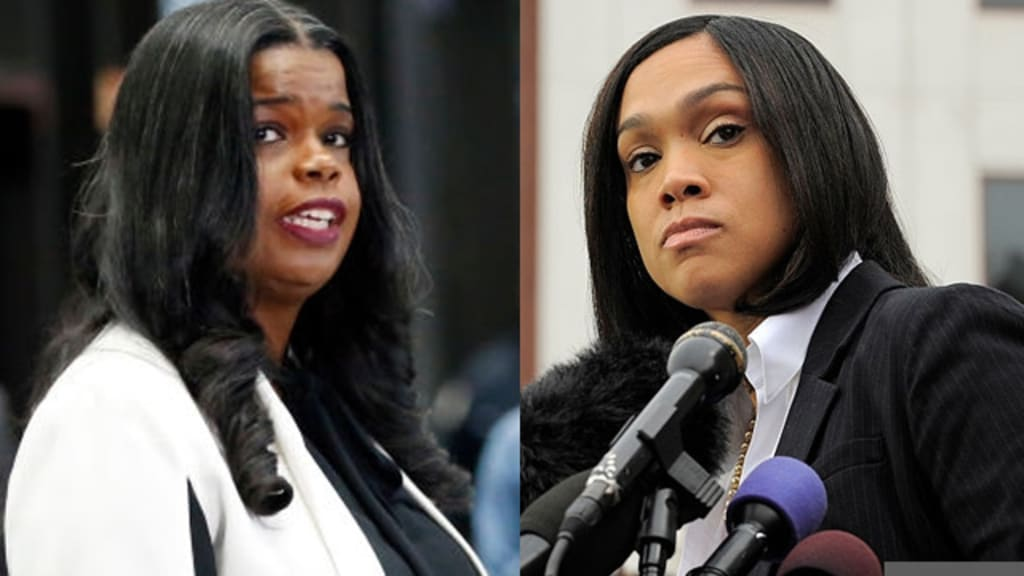 Black Women Prosecutors Under Seige Across The Country