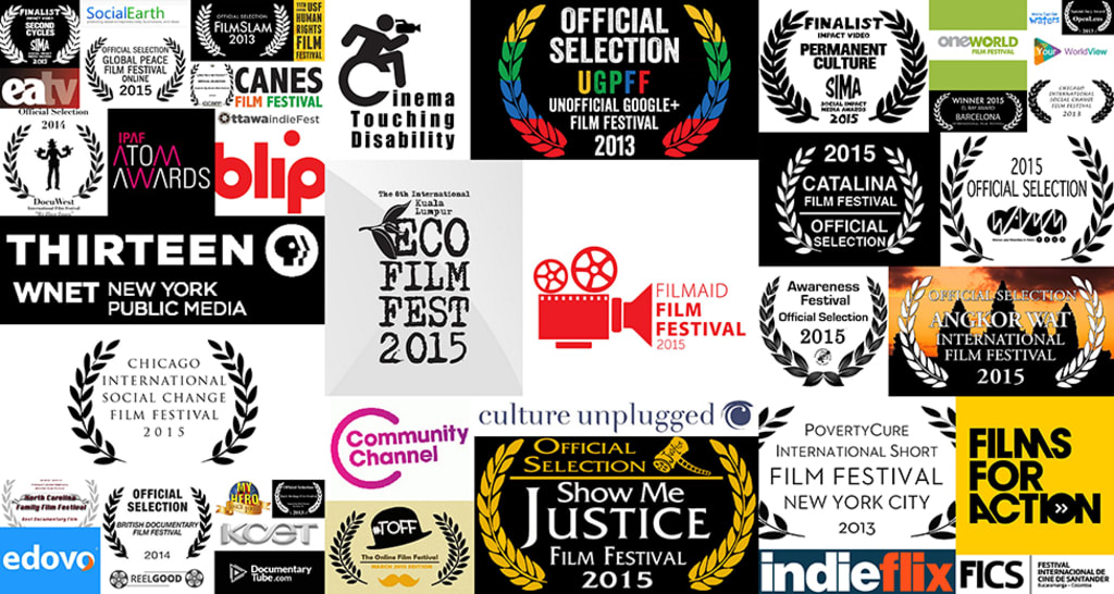 The reality of getting a film into a film festival