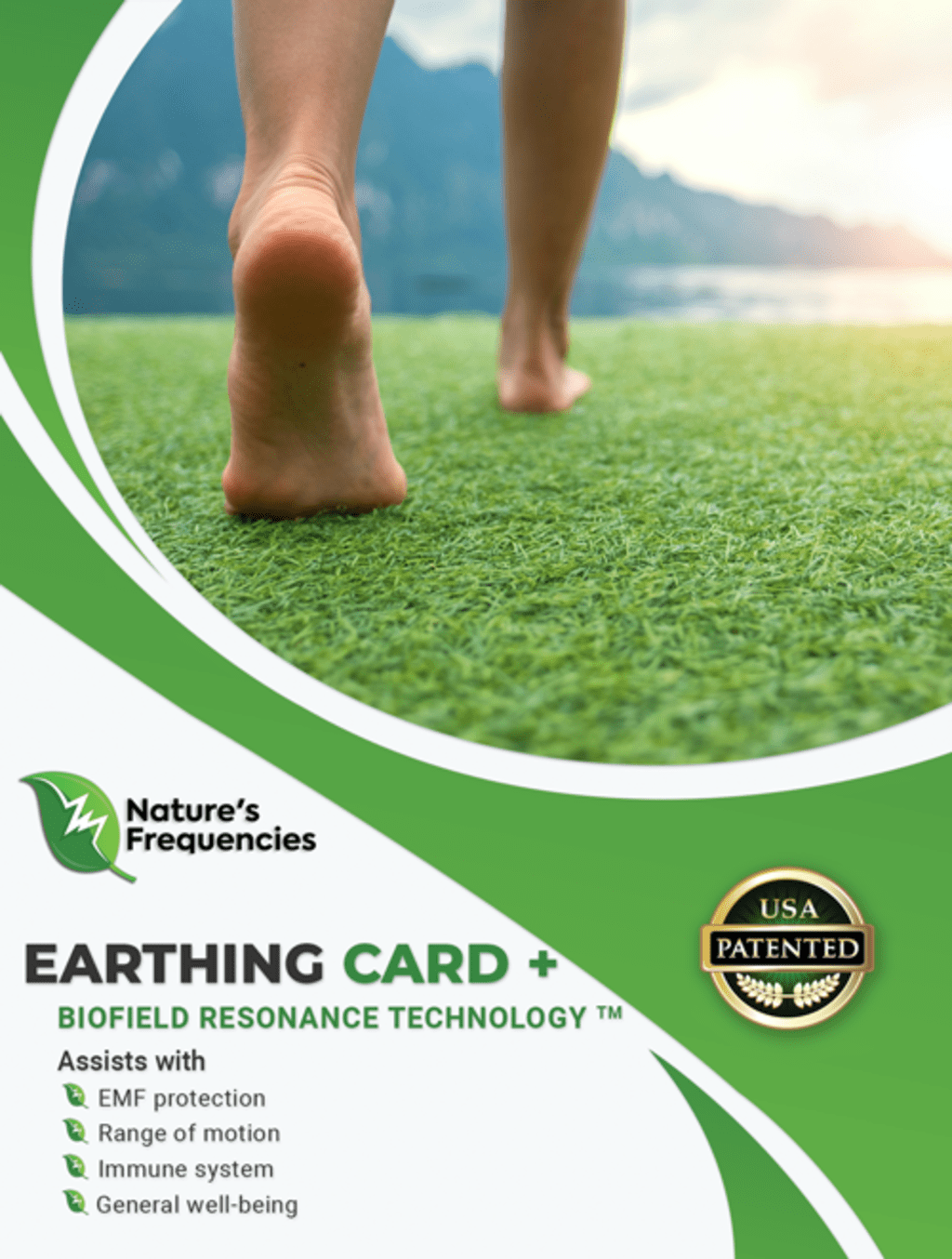 The Earthing Card +