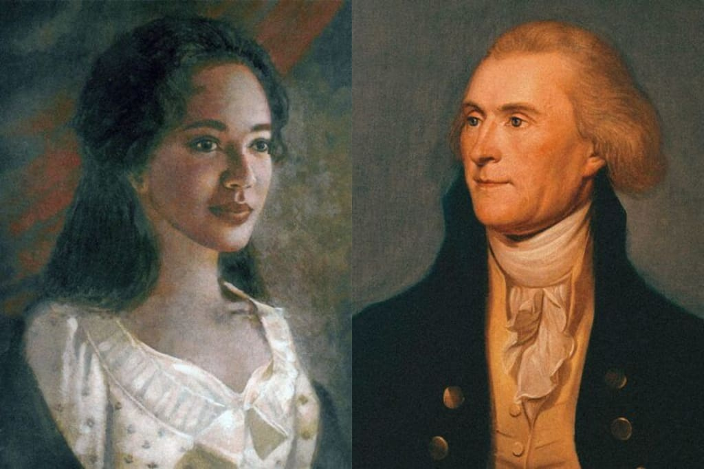 Thomas Jefferson Did More To Promote Domestic Slavery And Slave Breeding Than Any Other President And Got Rich Doing It