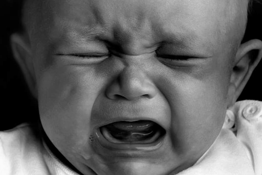 The Dark Side of Parenting: Newborns