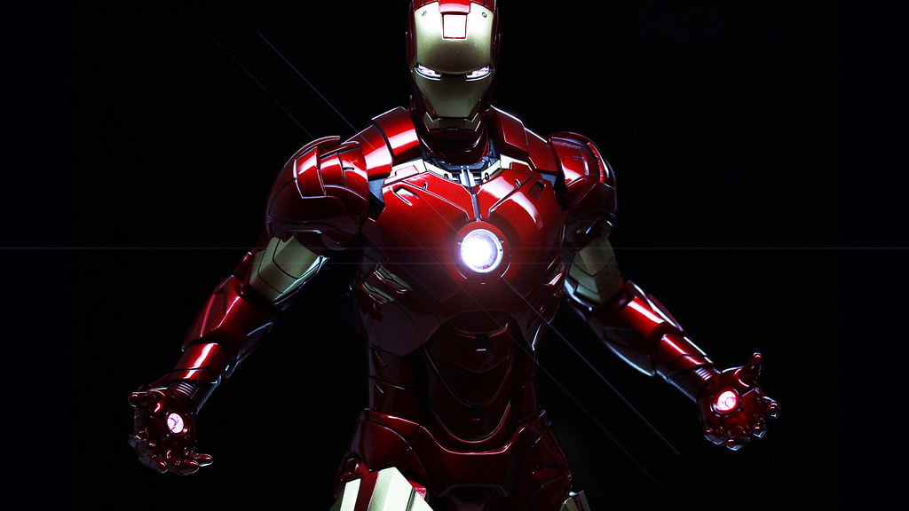 How To Build Iron Man in The Pathfinder RPG