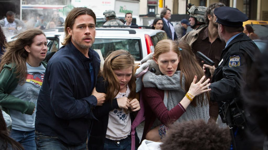 "My Review of ""World War Z"""