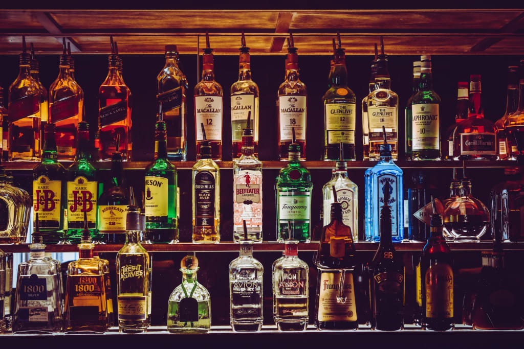 Alcoholic Beverages Taste Horrible