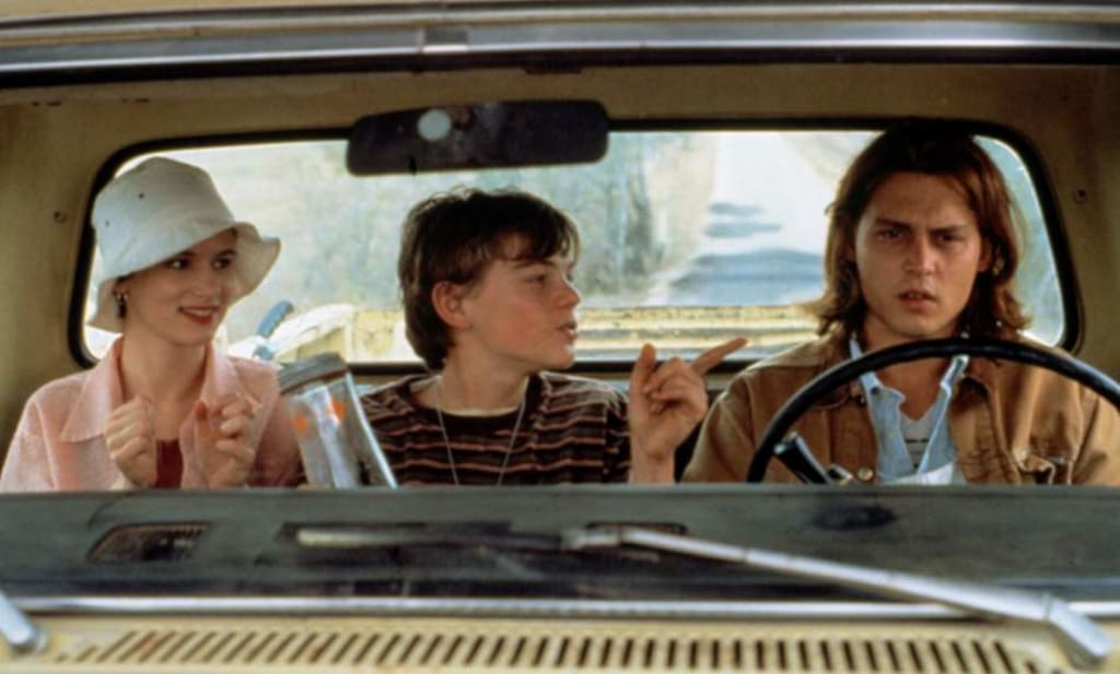 Whats Eating Gilbert Grape - A Movie Review