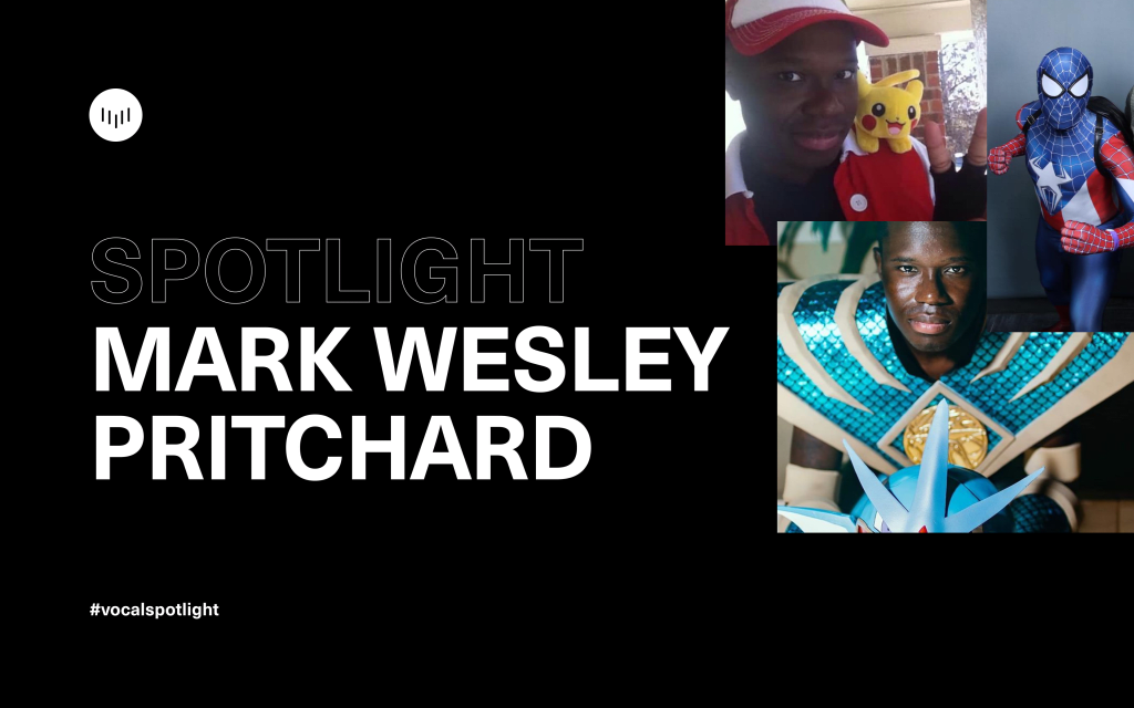Creator Spotlight: Mark Wesley Pritchard