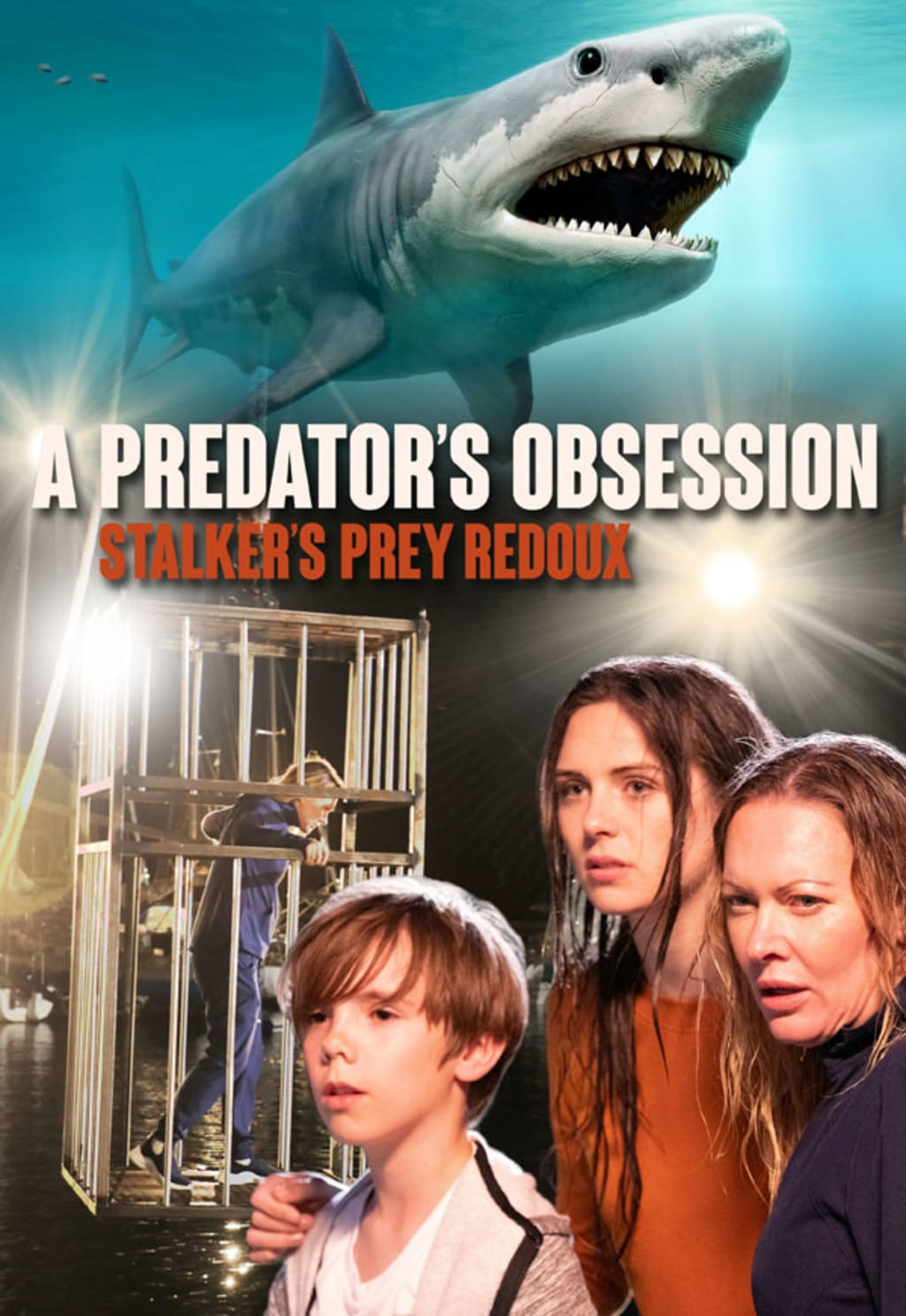 Lifetime Review: 'A Predator's Obsession'