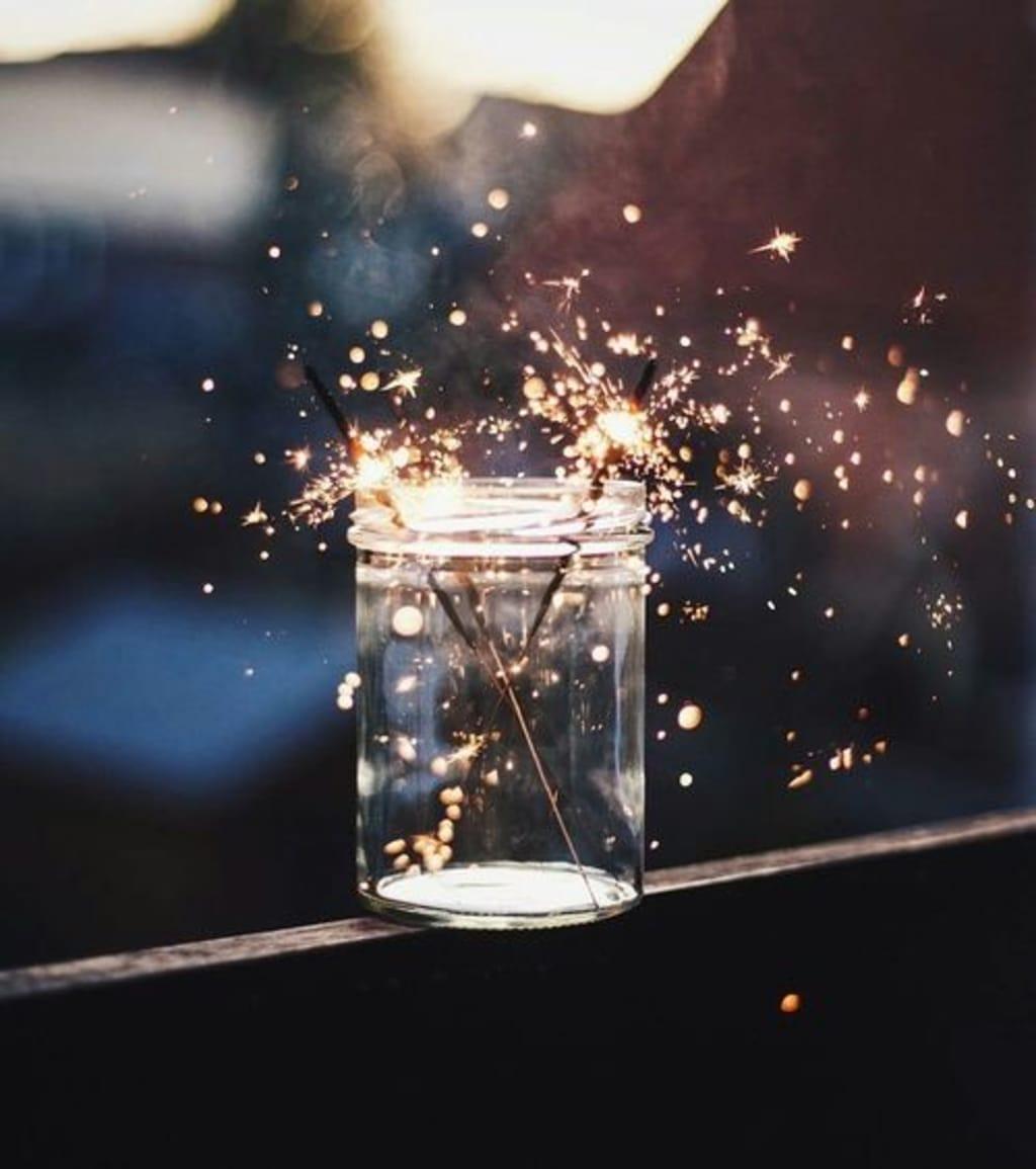 Little Sparks of Joy