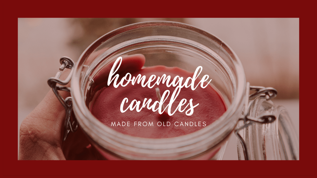 How to make candles in 5 steps