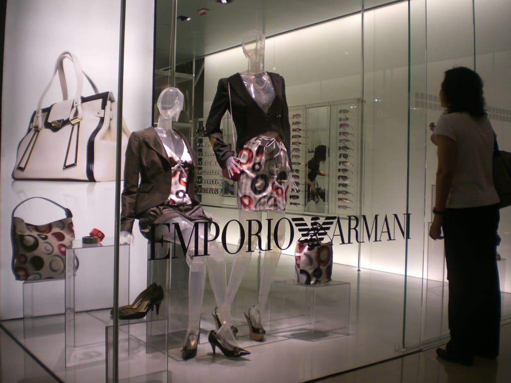 Armani - a short bio