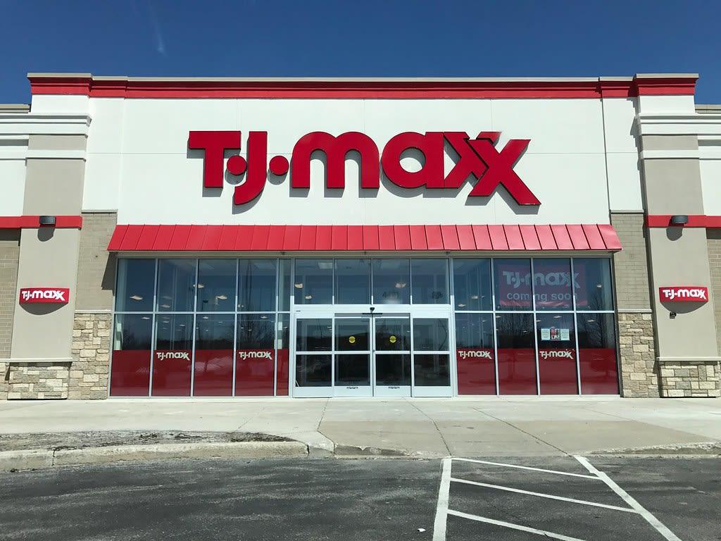 TJ Maxx - a short bio