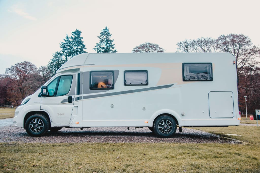 Can I Take My Dog on a Campervan Holiday?