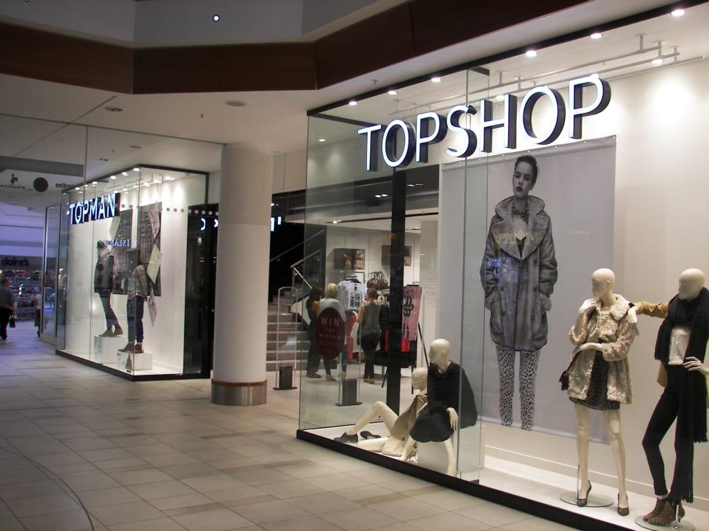 Topshop - a short bio