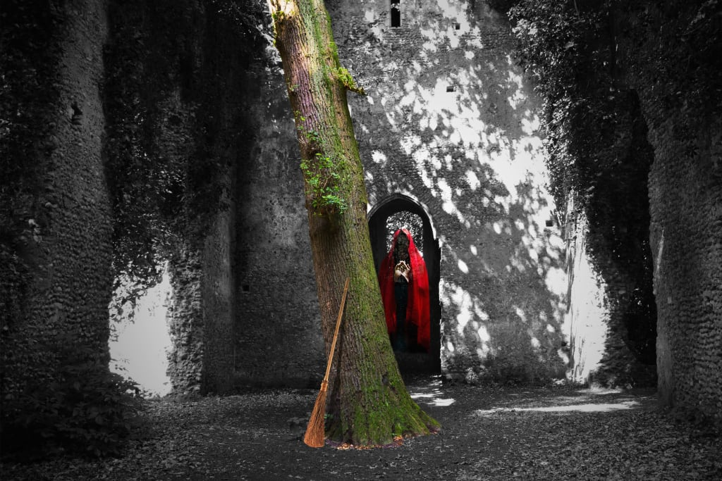 Folklore: The Eerie Curse of St Mary's Church