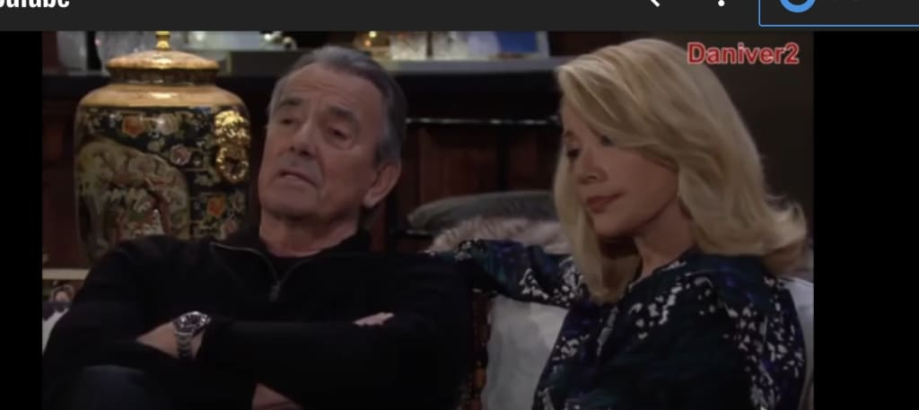 Victor takes a secret trip on 'The Young and the Restless'