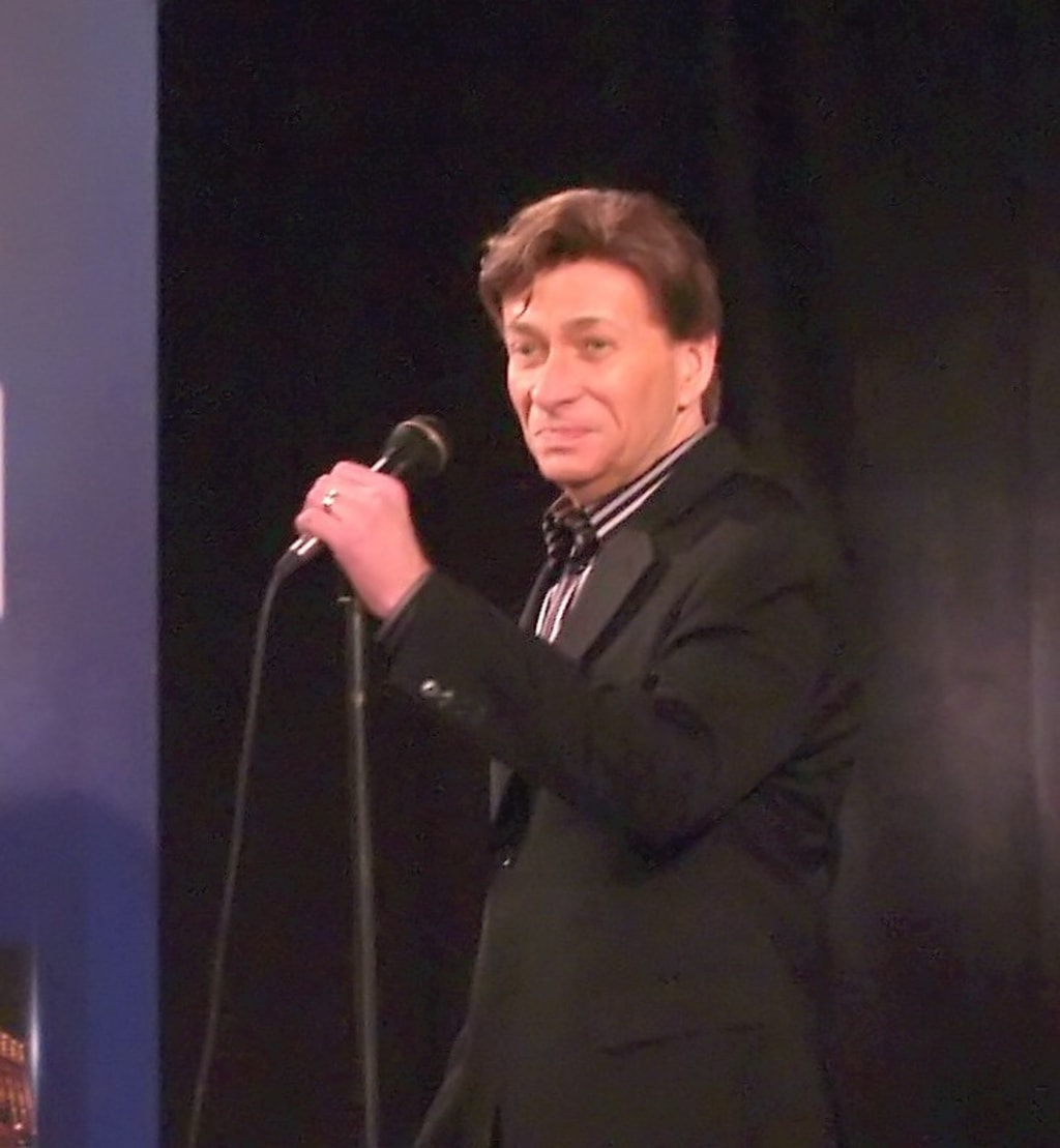 Bobby Caldwell Sings the Universal Language with his Music