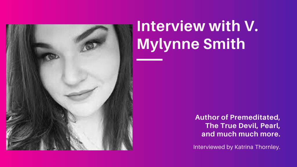 Interview with V. Mylynne Smith