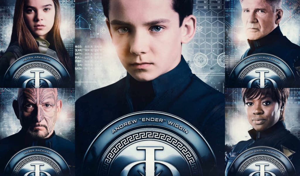 """A reView about """"Ender's Game"""""""