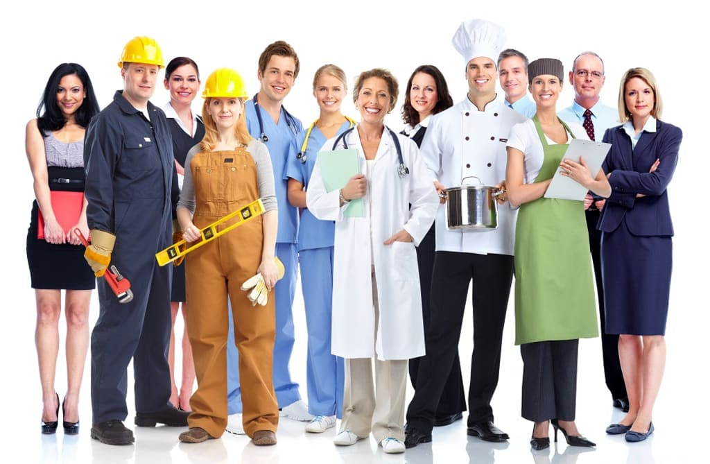 Different Types Of Work Wear