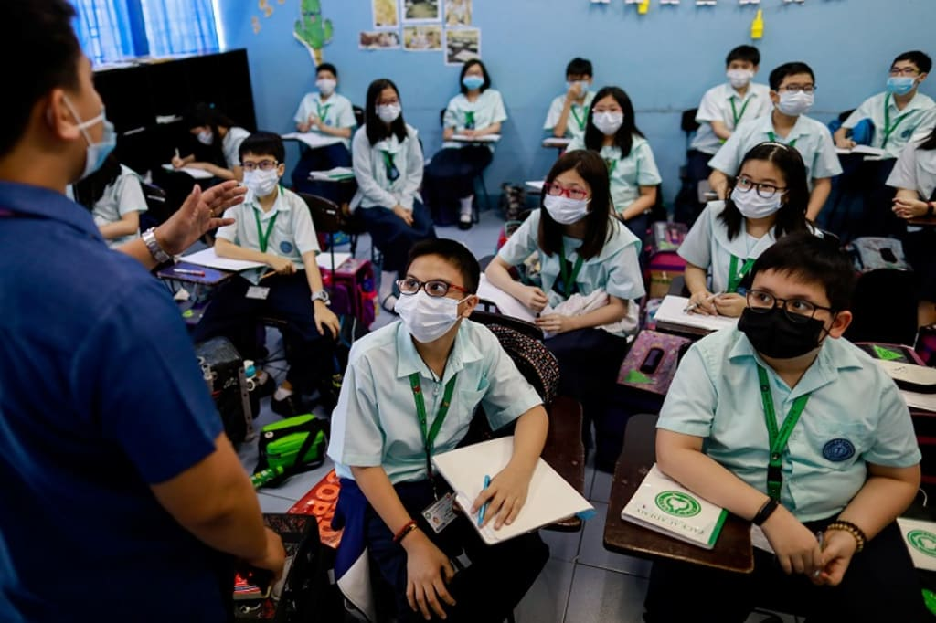 What Teachers Really Say to Students About the Coronavirus