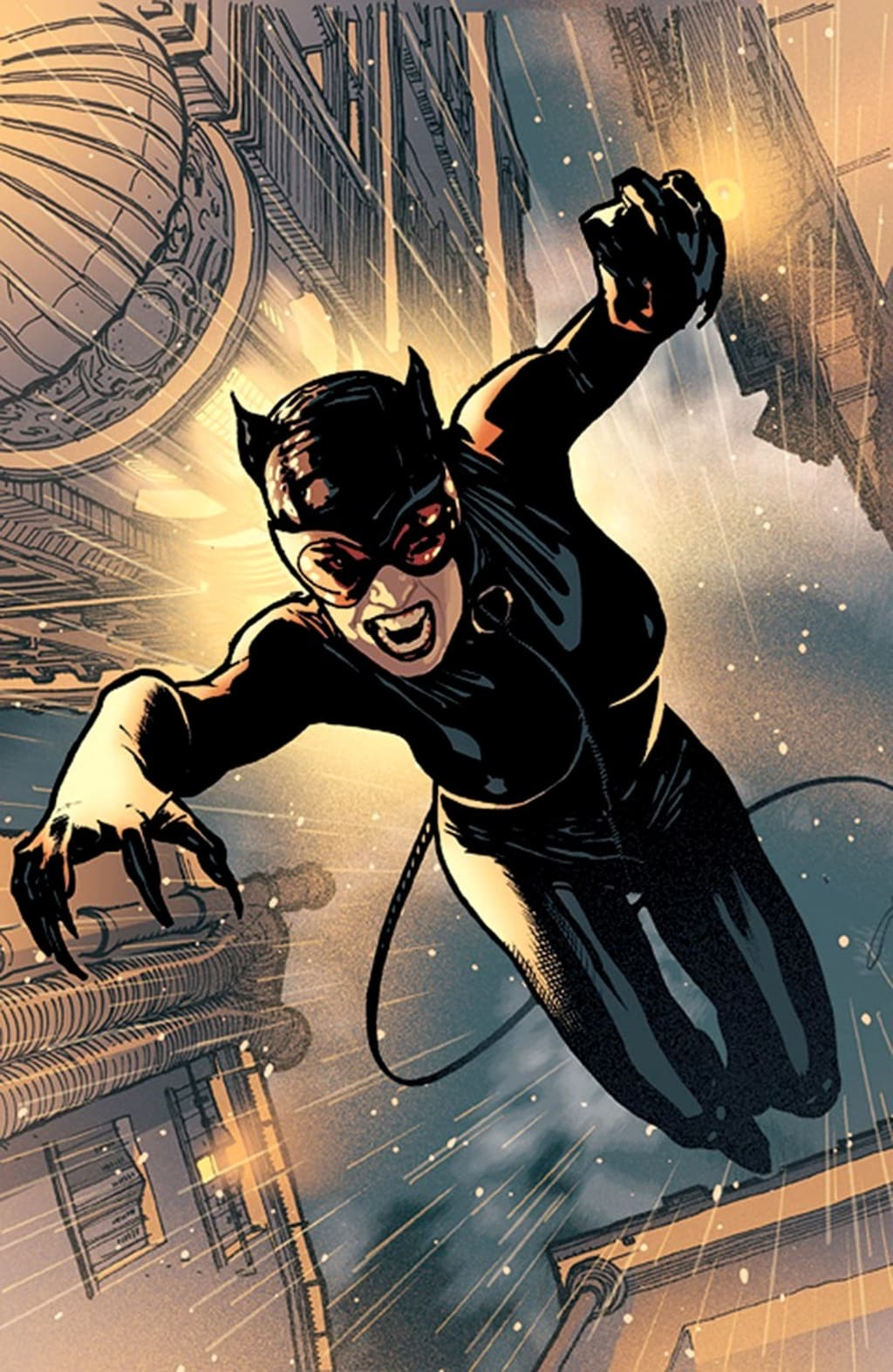 How To Build Catwoman in The Pathfinder RPG