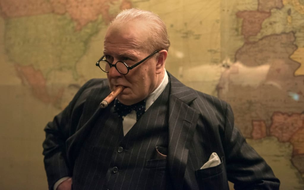"My Review of ""Darkest Hour"""
