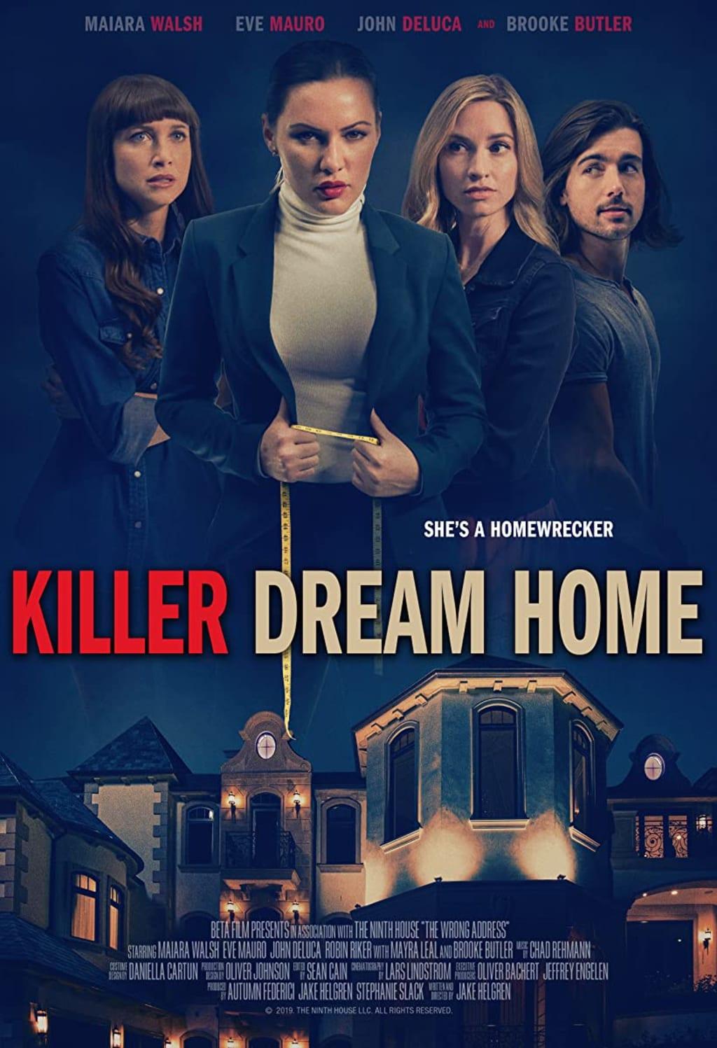 Lifetime Review: 'Killer Dream Home'