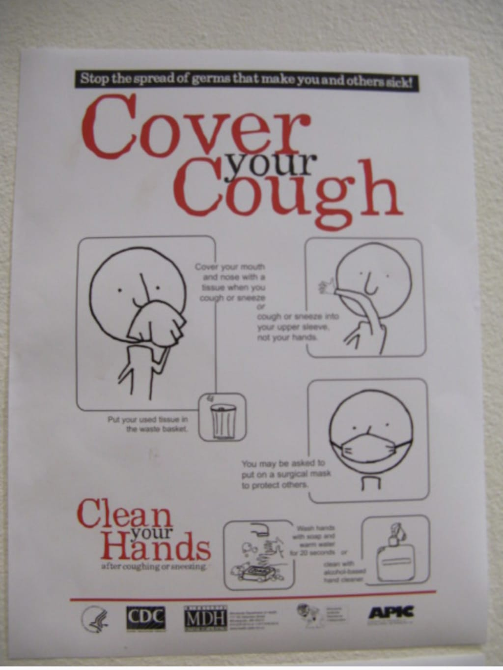 Reason First: How Can a Cough Lead to an Arrest?