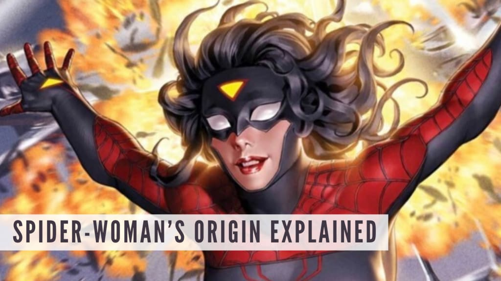 Spider-Woman: With a great new costume comes a great new origin … right?