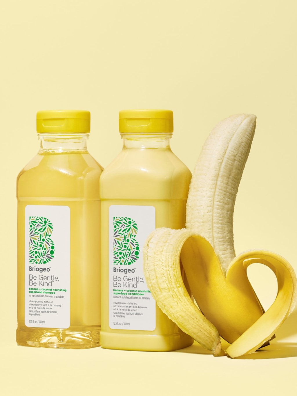My Review of the Briogeo Banana and Coconut Superfood Shampoo and Conditioner
