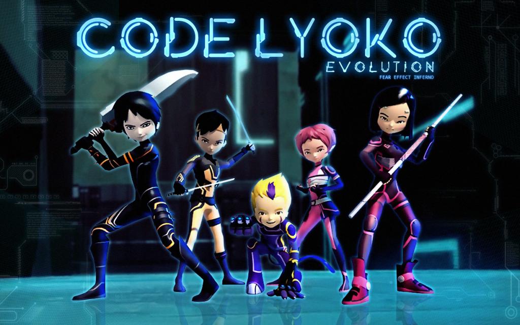 Code Lyoko Return Season 6 Being Reviewed By Netflix Part 3